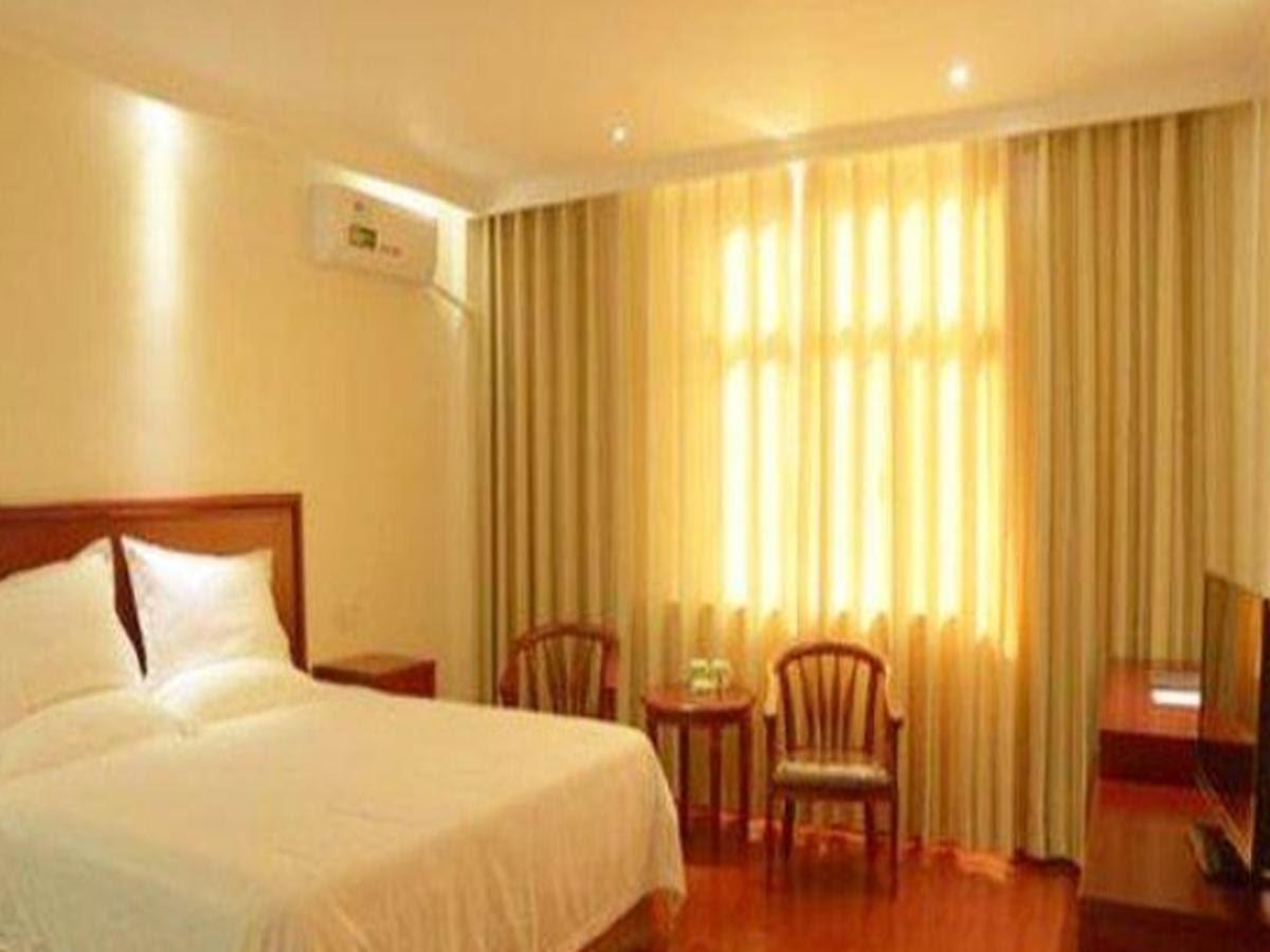 Review GreenTree Inn Heze Mudan Road Bus Terminal Station Express Hotel