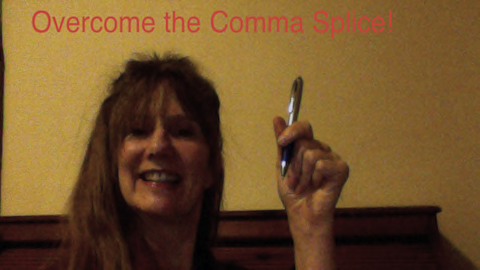Overcoming Comma Splices | Online Writing Academy