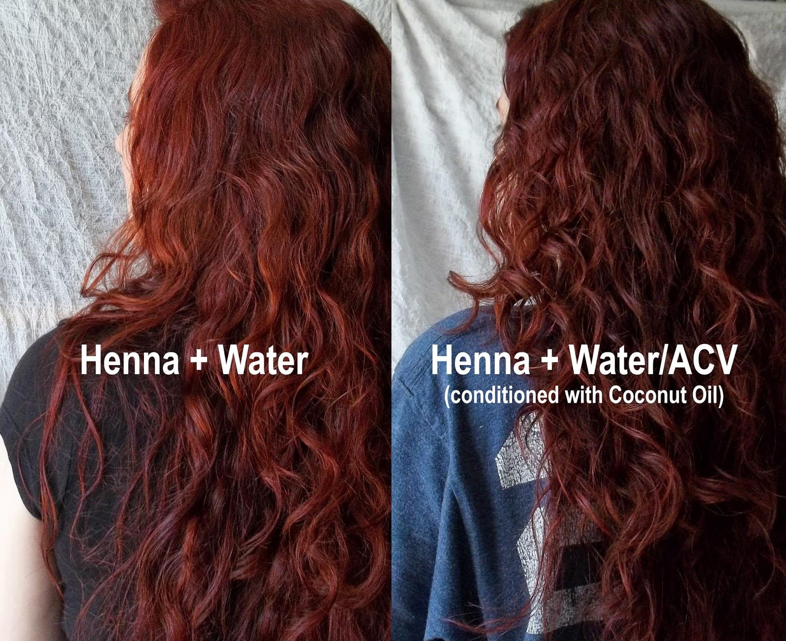 Henna On Dark Brown Hair - Berbagi Ilmu Belajar Bersama