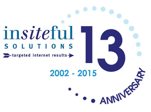 Insiteful Solutions - Celebrating 13 Years - Insiteful Solutions