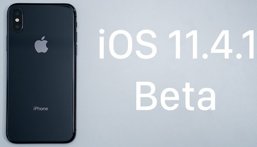 Apple Seeds Third Beta of iOS 11.4.1 to Developers [Update: Public Beta Available]