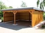 Wood Carport Ideas In The Backyard : Home Improvement | Home ...