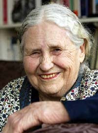 Foto de Doris Lessing