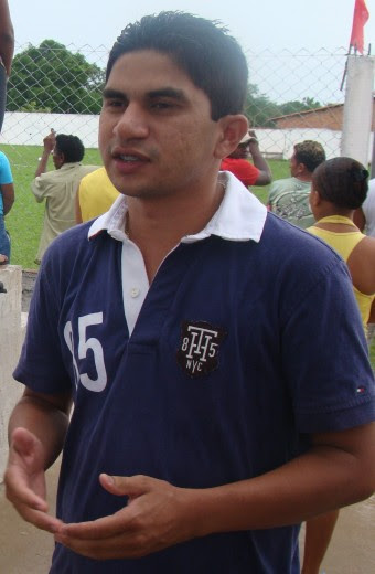 Prefeito Beto Pixuta