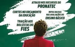 Sob o lema Pátria Educadora, educação teve cortes no orçamento e greves em 2015
