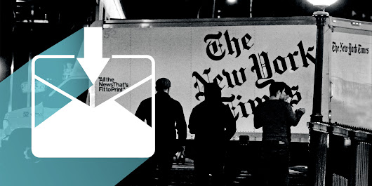 How The New York Times Gets 70% Email Open Rates