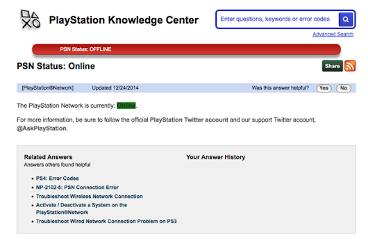 Xbox Live and PlayStation Network both down due to an apparent attack