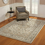 Thomasville Timeless Classic Rug Collection - Elgin Ivory, 5 X 7