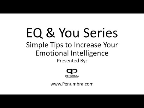 EQ&You: Don't Be a Middle Man