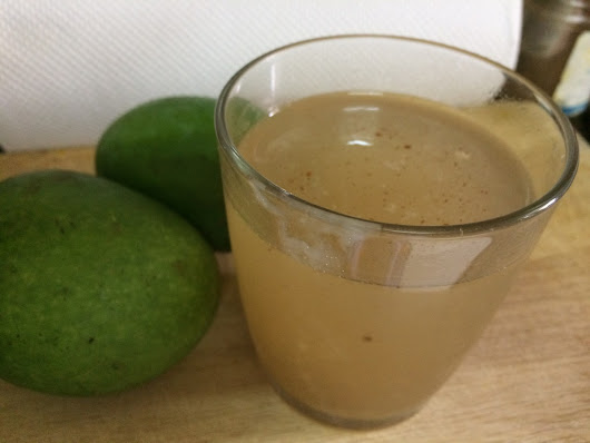 Cooling and Refreshing Aam Panna in minutes