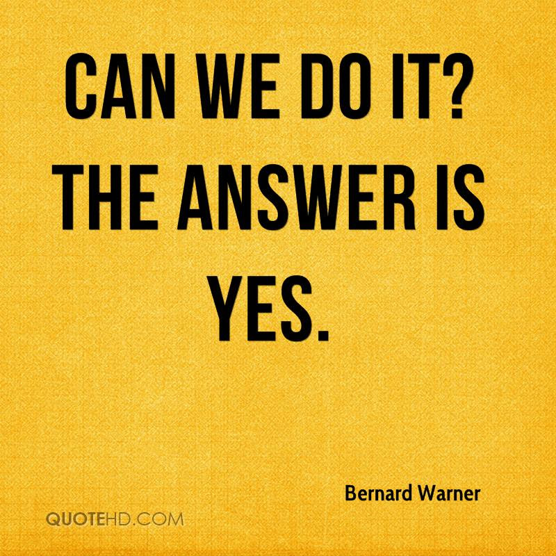 Bernard Warner Quotes Quotehd