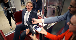 Flake Accuses Trump of Becoming a Model for Tyrants