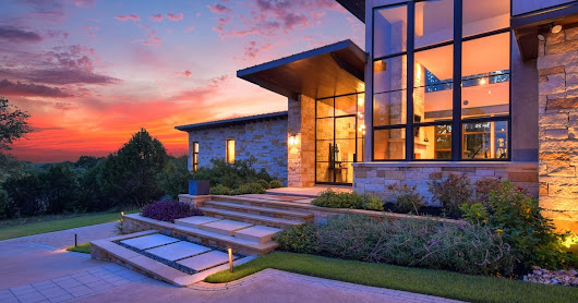 Contemporary Spanish Oaks Beauty - 12116 Rayner Place, Austin, TX 78738