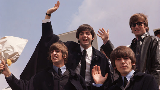 Stocks just did this for the first time since the Beatles landed in U.S.  - MarketWatch