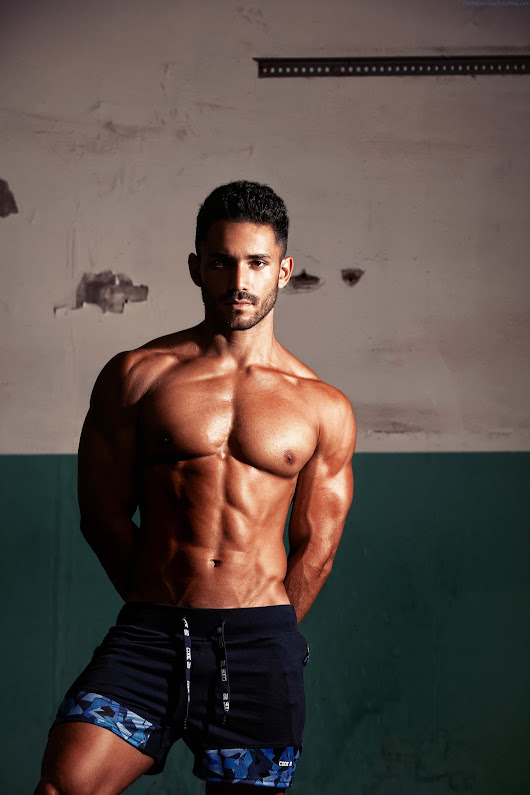 Deivi Lvt Has An Incredible Body, Prepare To Drool - Gay Body Blog - featuring photos of male models and beautiful men.