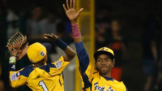 LLWS: Chicago in U.S. final; Davis, Philly out