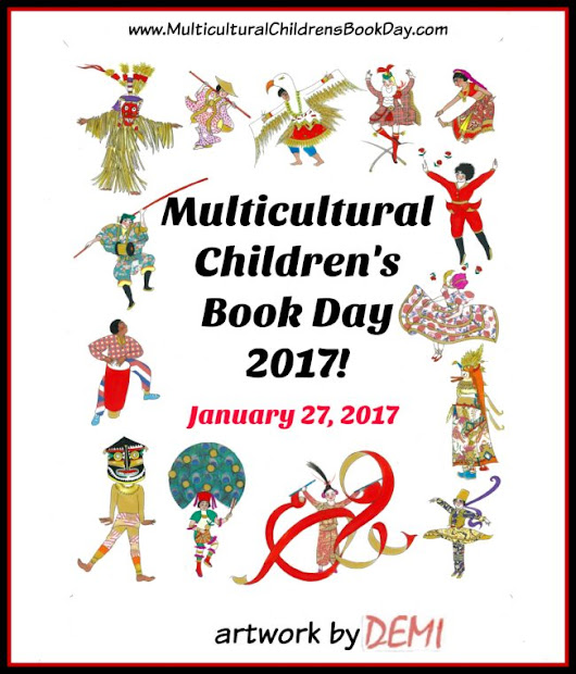 #ReadYourWorld:  Multicultural Children's Book Day 2017 Events and Free Stuff