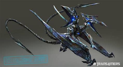 New Transformers Concept Art   Transformers News   TFW2005