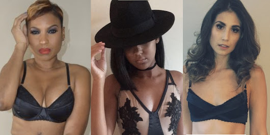 We Asked Women With Ostomies to Try Lingerie Designed for Ostomy Bags