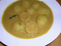 Baby Potatoes in Spicy Gravy by Indosungod