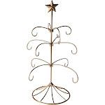 Exclusive Metal Bride's Tradition Ornament Display Tree
