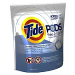 Tide 89885 Free and Gentle He Laundry Pod, 16-count