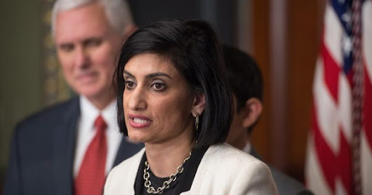 CMS Chief Seema Verma Speaks About Her Top Health Care Policy Priorities