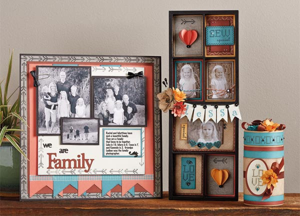 January 2014 Stamp of the Month: Special Care (S1312); 2013 Autumn Winter Idea Book, p. 15