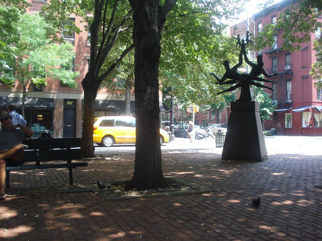 Bleecker street square
