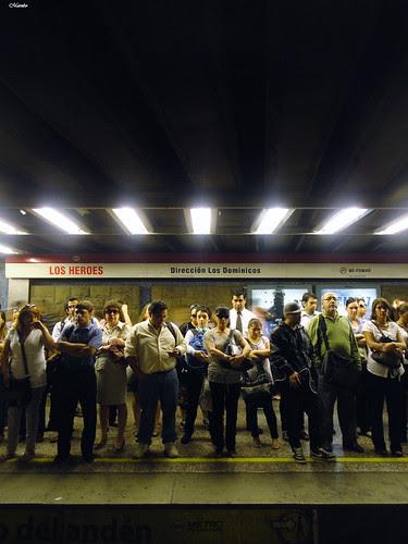 Solo para fanaticos del metro by Alejandro Bonilla