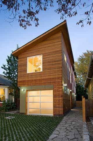 modern urban small house design solution vertically