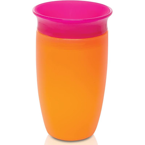 Munchkin Miracle 360 Spoutless Sippy Cup, Assorted - 10 oz