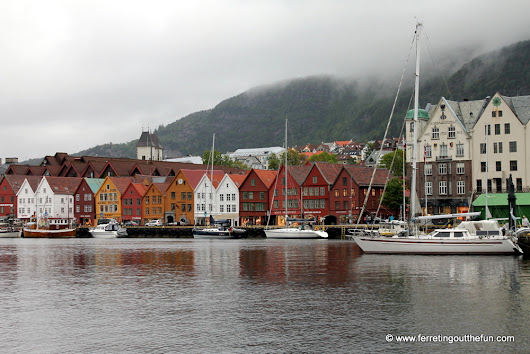 Beautiful Bergen: Gateway to the Fjords - Ferreting Out the Fun