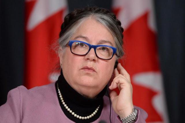 La ministre du Revenu nationalDiane Lebouthillier.... (PhotoSean Kilpatrick, Archives La presse canadienne)