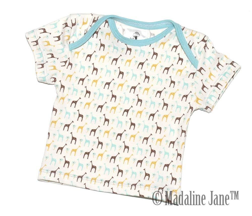 Child's Tee, Raglan, Tunic --- Custom Size (up to Sz 5), Custom Fabric