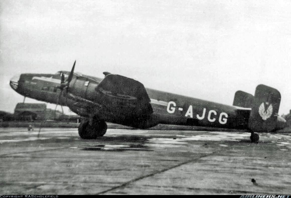 Handley Page HP-70 Halifax C8 aircraft picture