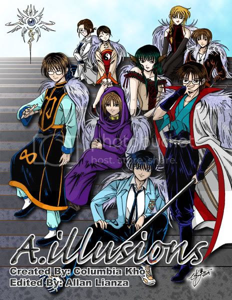 a.illusions cover page