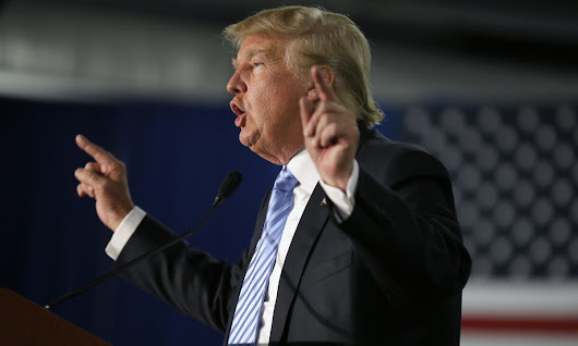 Donald Trump calls to ban all Muslims from entering US