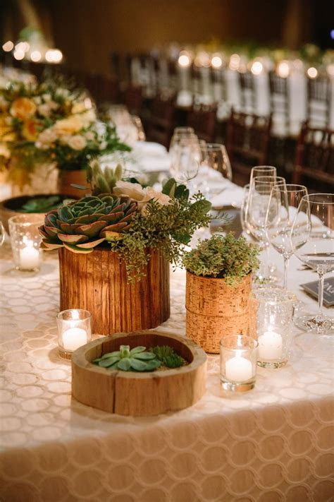 Modern Fall Wedding with a Candlelit Dinner   Style