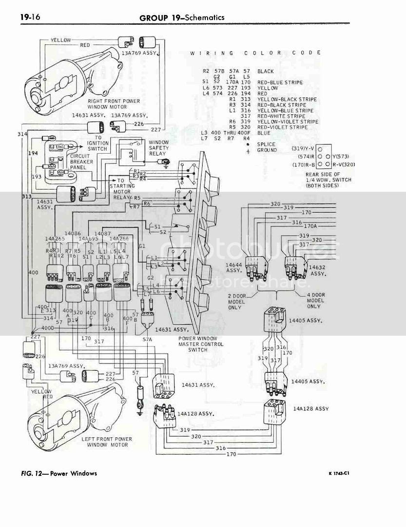 Ford Truck Fuse Diagram