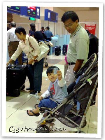 Airasia LCCT airport
