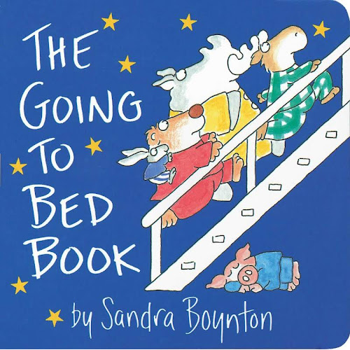 The Going to Bed Book [Book]