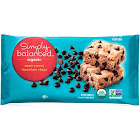 Organic Semi-Sweet Chocolate Baking Chips - 10oz - Simply Balanced