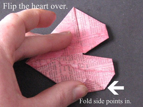 Origami Heart 028