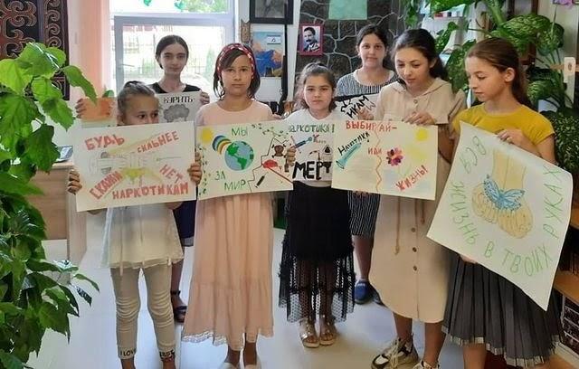Налетних каникулах работа сдетьми вдомах культуры Ингушетии неостанавливается
