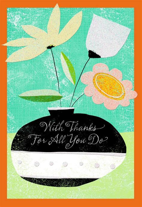 Your Day for Praise Admin Professionals Day Card
