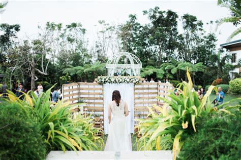 Unique Rustic Barnyard Wedding   Philippines Wedding Blog