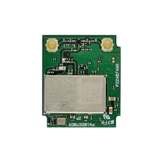 802.11ac SDIO Wi-Fi plus Bluetooth Module for Applications that Absolutely Must Connect