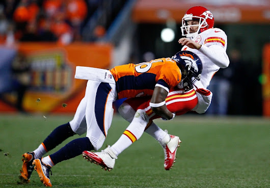 Kansas City Chiefs at Denver Broncos - Week 12