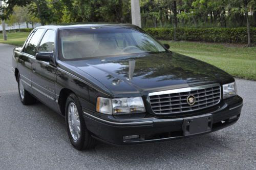 Find used 1999 98 97 Cadillac DeVille Concours DTS DHS ...